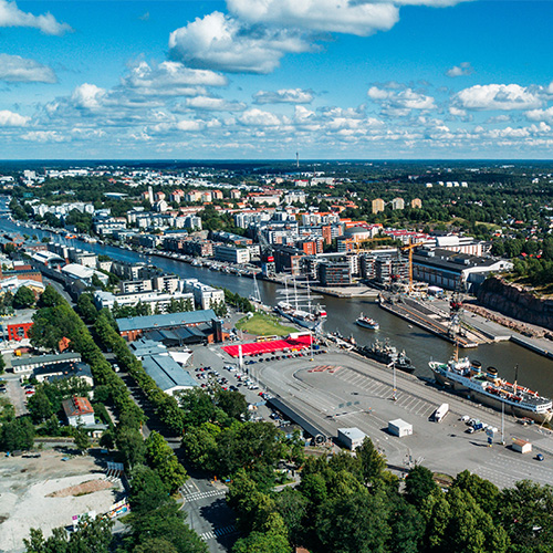 Turku Headquarters