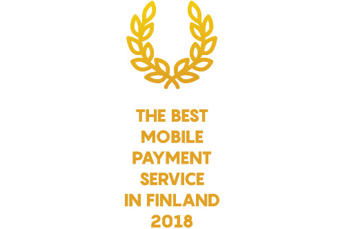 PayiQ palkittiin Suomen Paras Mobiilipalvelu 2018 -kilpailussa Slushissa